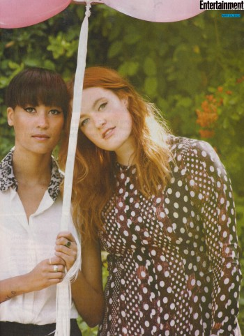 Icona Pop - Entertainment Weekly 2 - May 24 2013