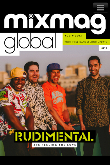 Rudimental - Mix Mag Global - August 13 2013