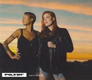 Icona Pop - Filter - March 2013 - PG2