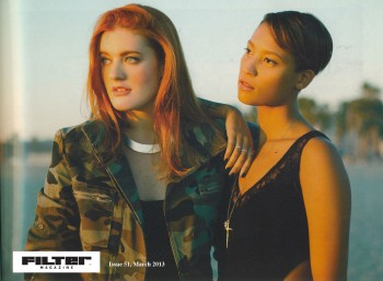 Icona Pop - Filter - March 2013 - PG4