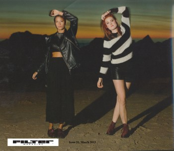 Icona Pop - Filter - March 2013 - PG7