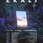 Crystal Eyes Tour Admat
